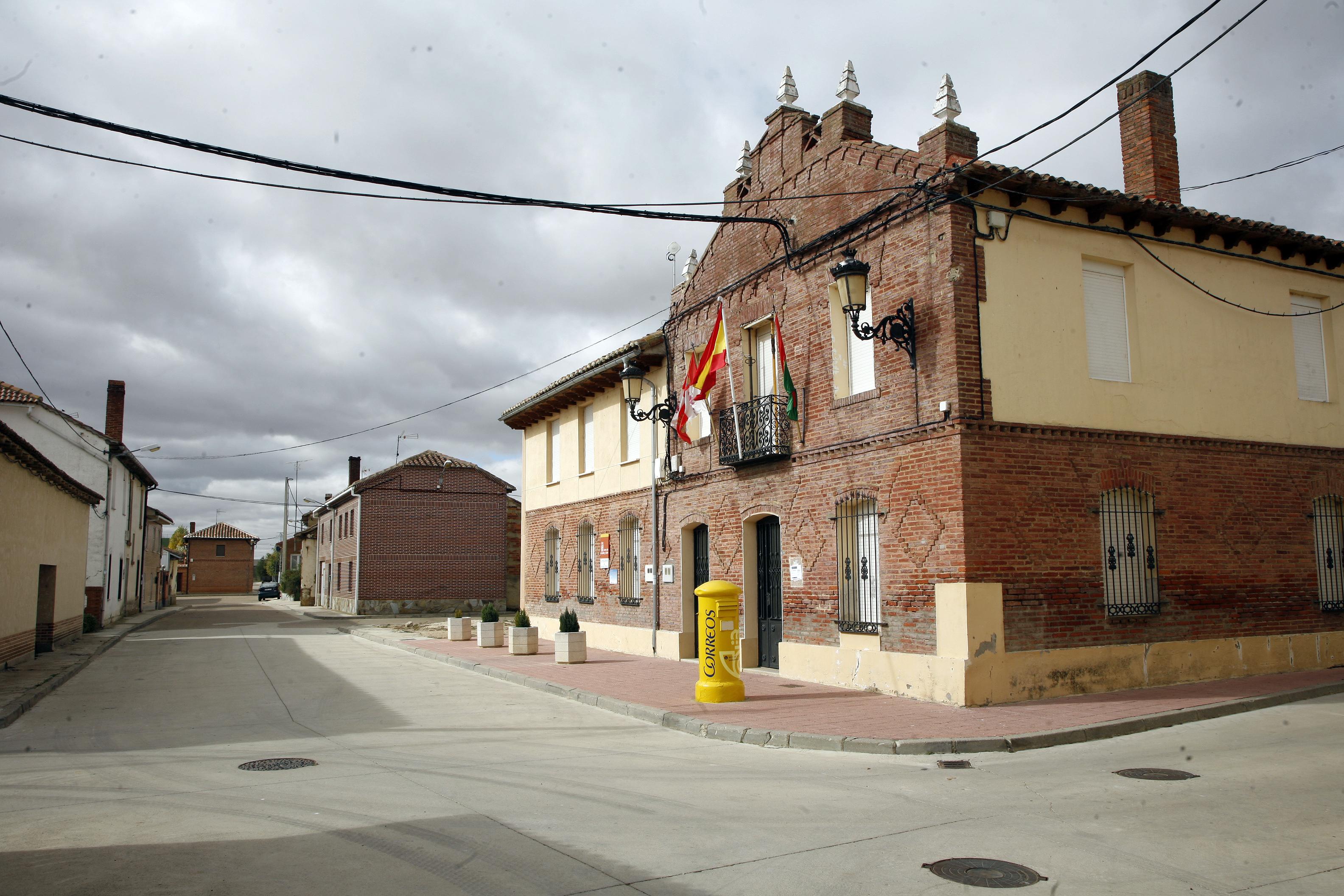 Bustillo de la Vega vista urb-Ayto
